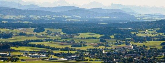Die Braunkohlenlager des Hausruck-Gebirges in Obersterreich